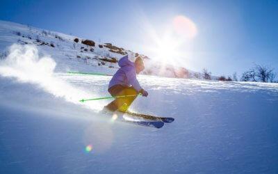 Günstig auf Skiern die Piste hinunter? Das ist schon etwas länger her.