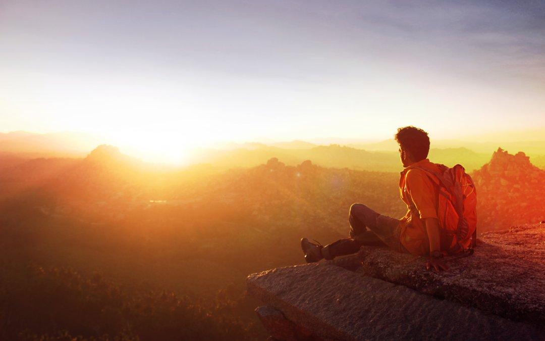 Der Weg zur Sonne: Eine Ermutigung